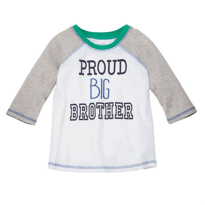PROUD BIG BROTHER TSHIRT