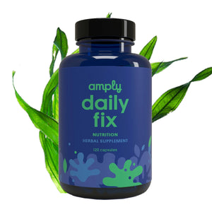 Daily Fix - Amply Blends | Herbal Solutions | Organic Supplements | Pain Management |