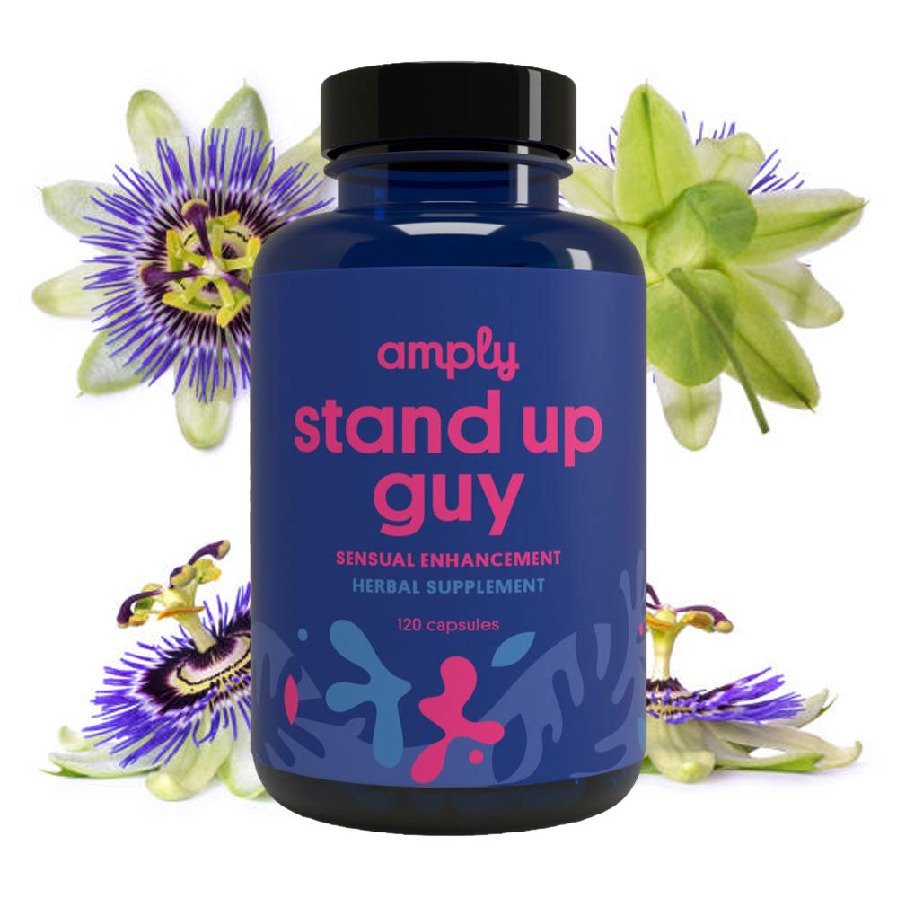 Stand Up Guy - Amply Blends | Herbal Solutions | Organic Supplements | Pain Management |