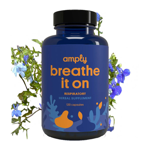 Load image into Gallery viewer, Breathe It On - Amply Blends | Herbal Solutions | Organic Supplements | Pain Management |
