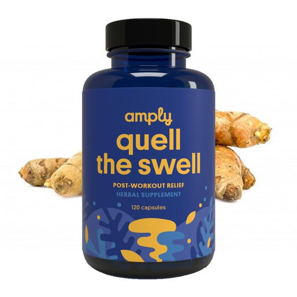 Quell the Swell - Amply Blends | Herbal Solutions | Organic Supplements | Pain Management |