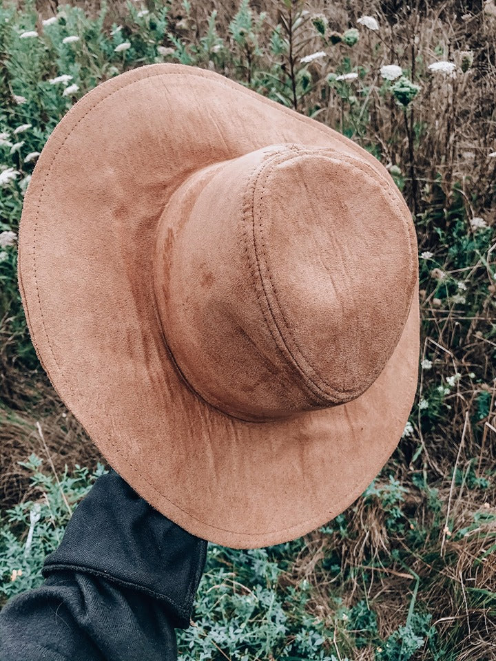 Indiana Jones Hat // Khaki