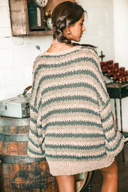 Autumn Is Calling Sweater // Olive