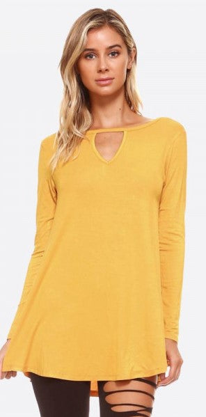 Country Roads Long Sleeve Top - SALE