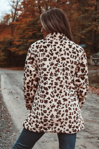 Seeing Spots Jacket // Cream