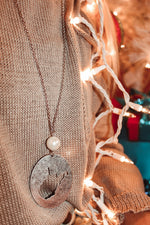 Load image into Gallery viewer, Take Me Home WV Necklace // Silver