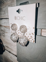 Load image into Gallery viewer, Disco Ballettes Earrings