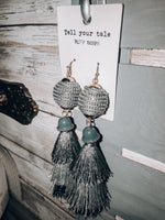 Load image into Gallery viewer, Don't Leave Us Hangin' Earrings
