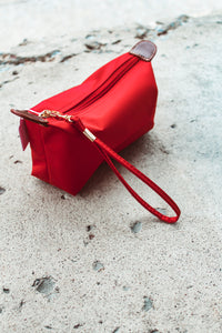 Travel Bag // Red