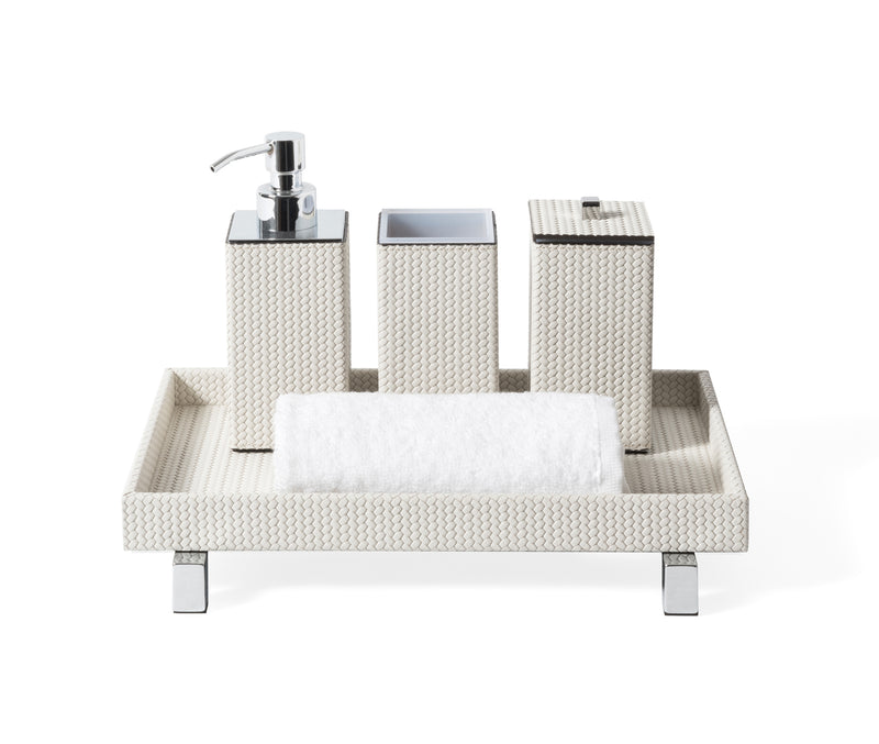 Poseidon Square Bathroom Set