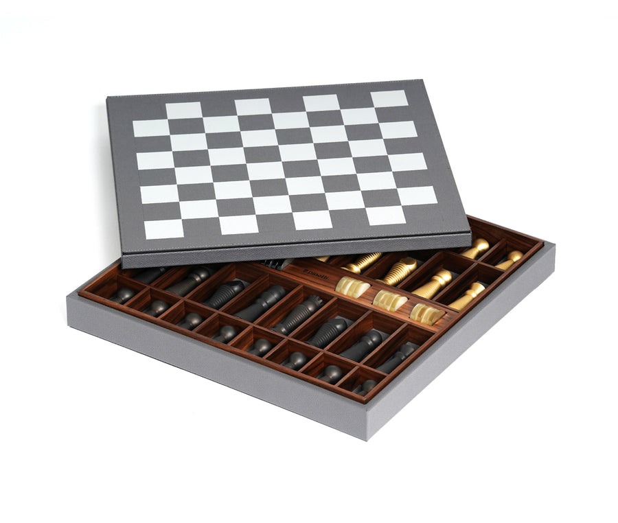 Chess & Checkers Game Board