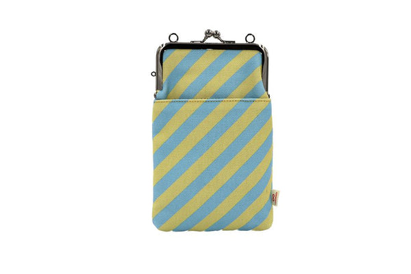 shoulder porch stripe yellow front