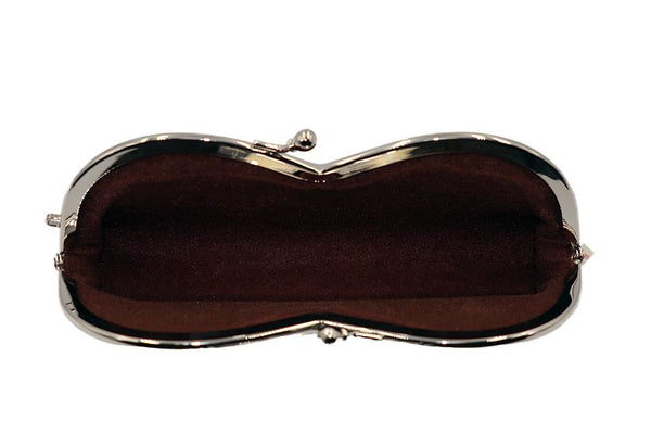 inside pile type glasses case