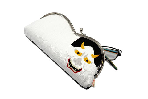 pile type glasses case Traditional japanese performing arts image