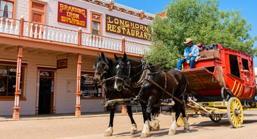 "Welcome to the online version of ""The Branding Iron"" in Tombstone AZ"