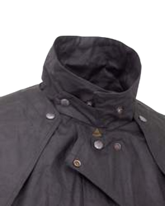 "Short Oilskin, the ""Bush Ranger Jacket""  by Outback Trading Company 5008 Collar"