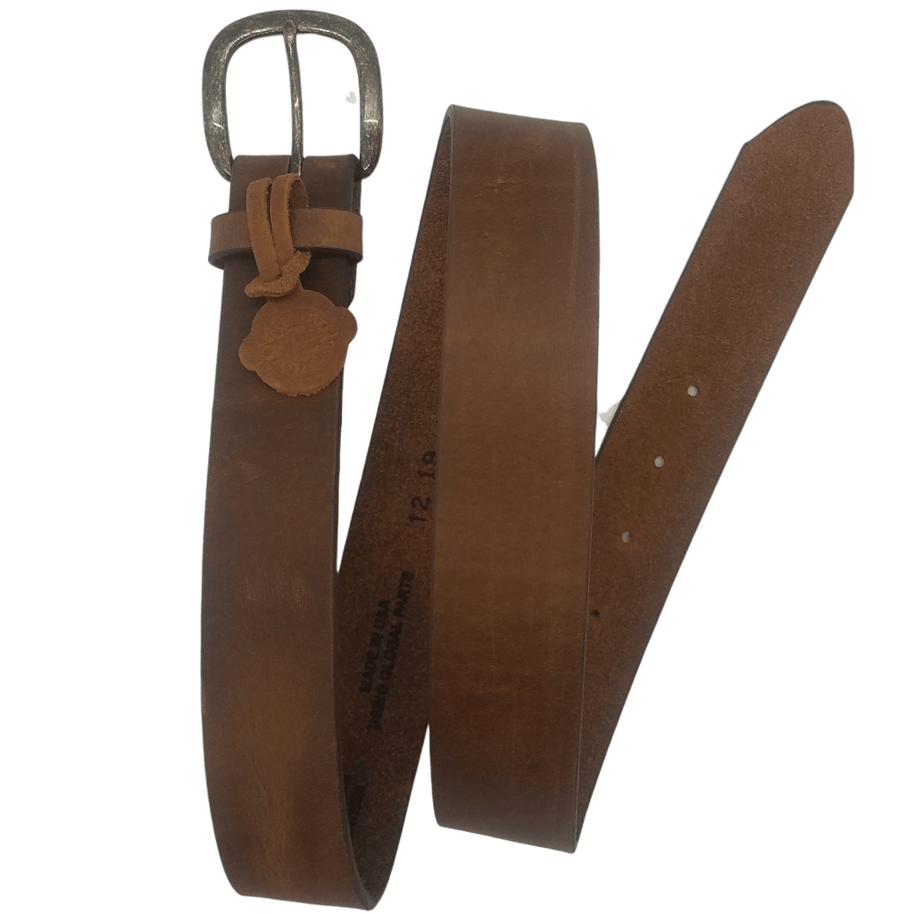 """Justin Work"" Leather Belt by Justin 232BD Full View"