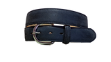 "Leather Belt, the ""Classic Western"" by Justin Blk 53703"