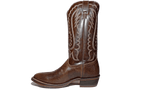 "Men's Leather Cowboy Boots, the ""Jackpot"" by Nocona NB5551 Side View"