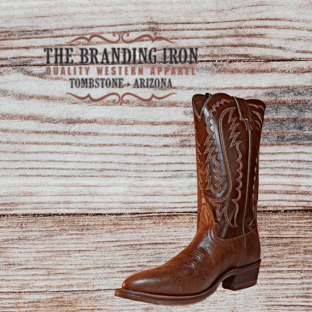 "Men's Leather Cowboy Boots, the ""Jackpot"" by Nocona NB5550/NB5551 Bg"