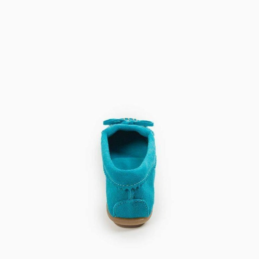"""Me To We Moc"" Moccasin Heel"