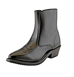 "Men's ""Short"" boots by Old West MZ7080 Black"
