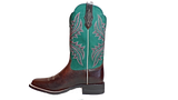 "Women's Leather Boots the ""West Bound"" by Ariat 10033978 Side View"