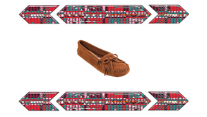 "Women's Moccasins ""Kilty"" Softsole by Minnetonka 102 Bg"