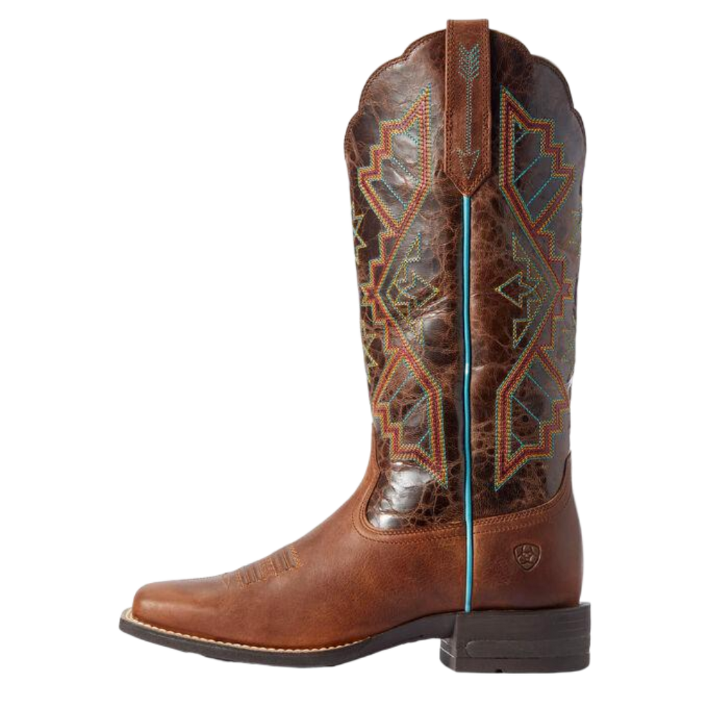 "Women's ""Jackpot"" Boots by Ariat 10031430 Side View"