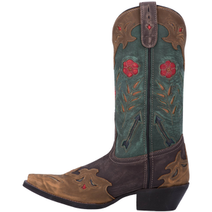 "Women's ""Miss Kate"" Boots by Laredo 52138 Side View"