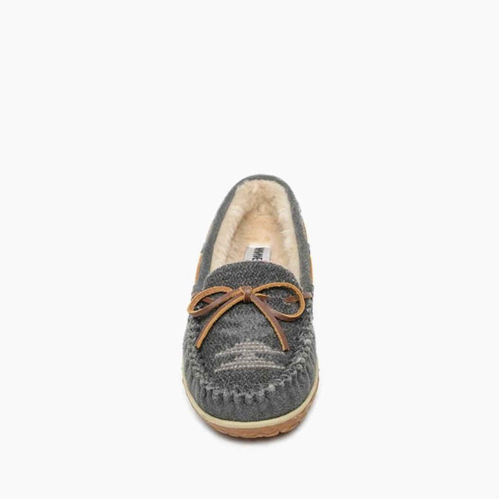 "Women's Moccasin Slippers the ""Tilia"" by Minnetonka 40155 Toe"