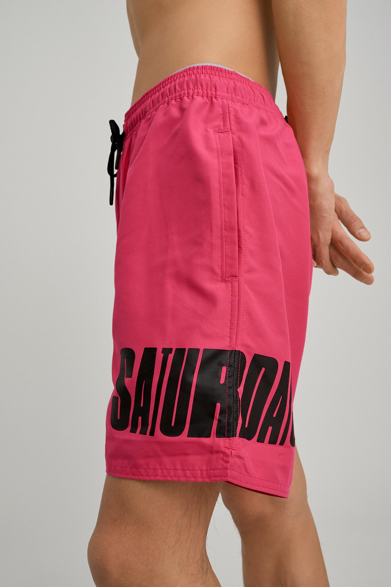 Timothy Accordion Swim Short
