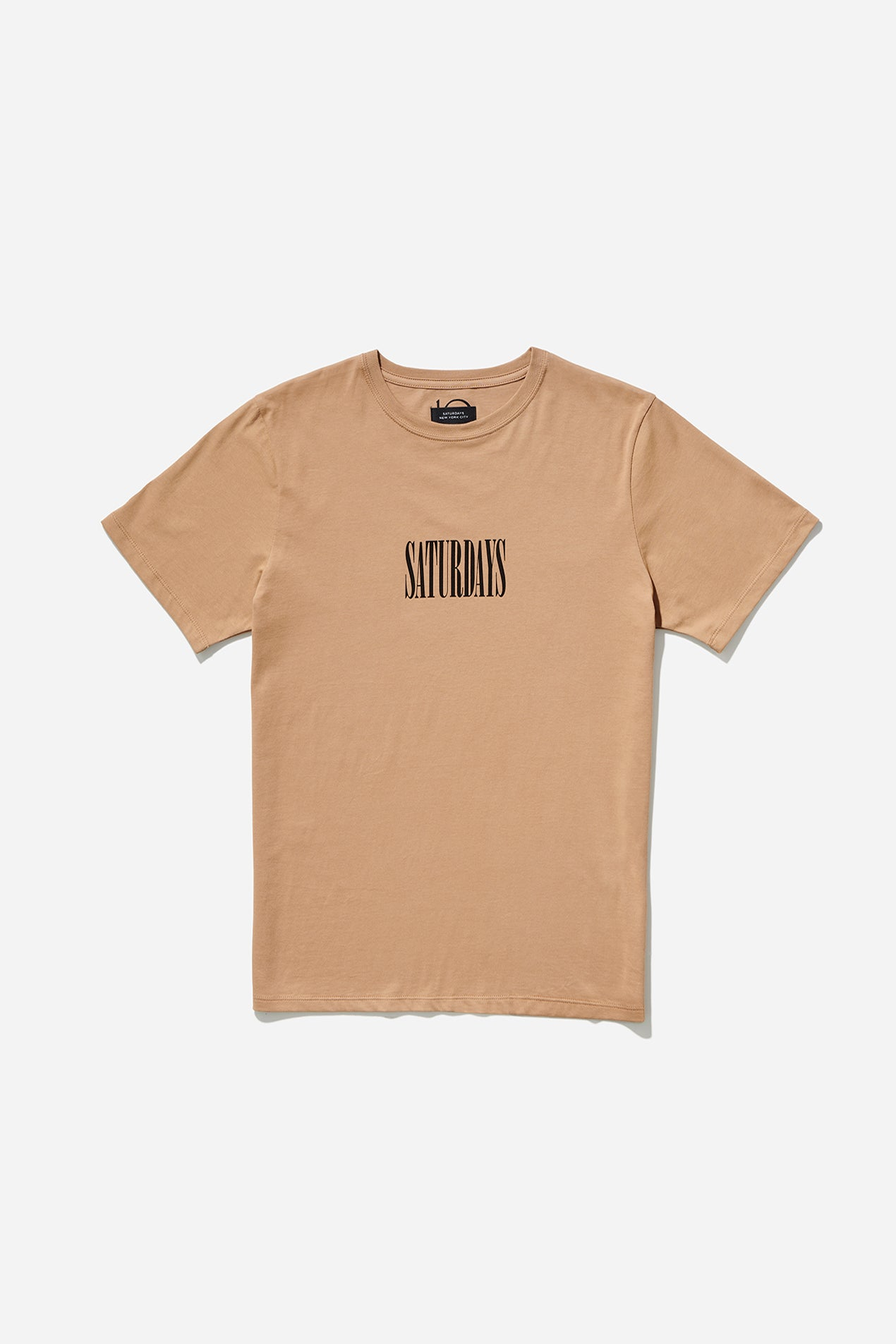Middle Condensed T-Shirt