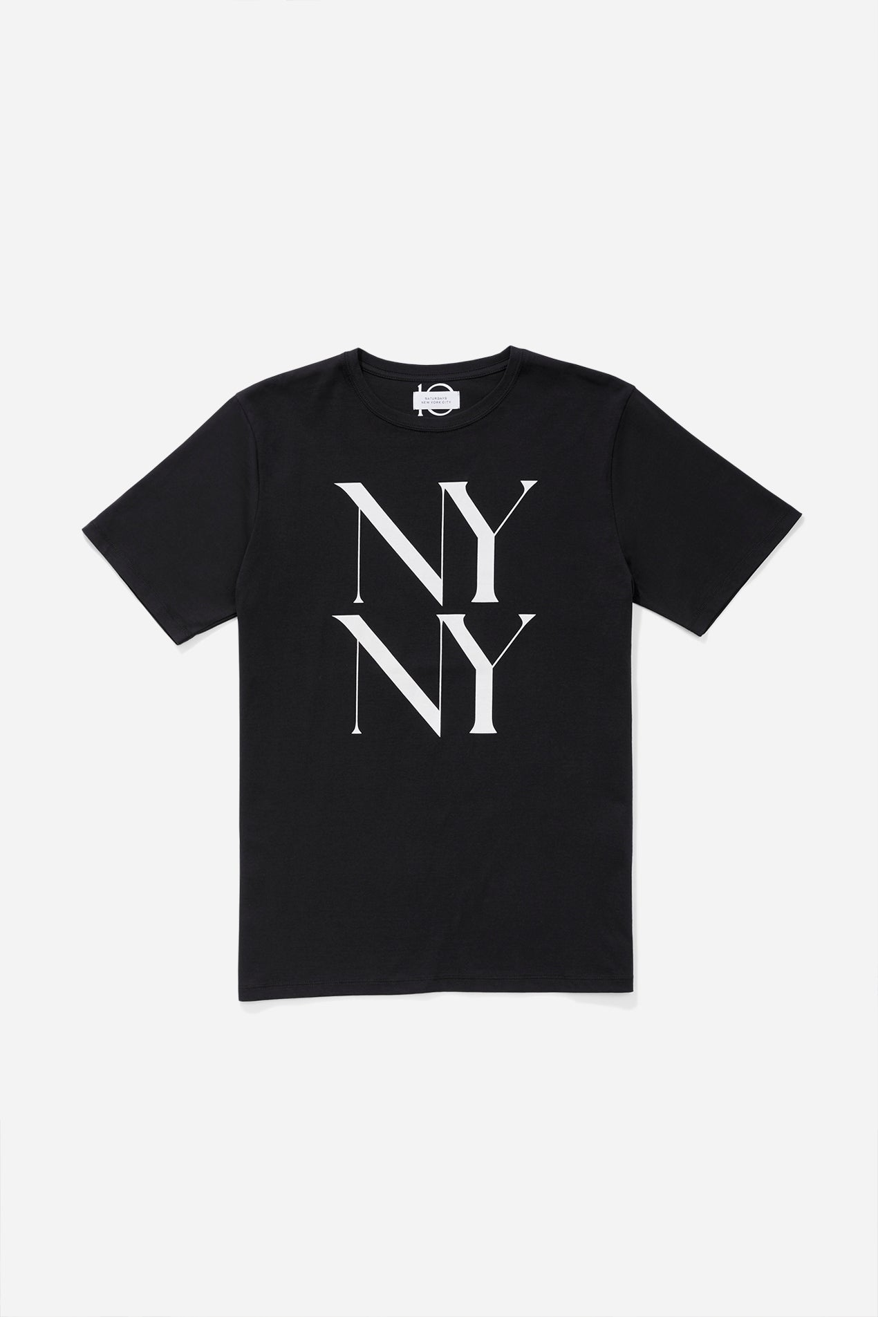 NY NY Multi-Color T-Shirt