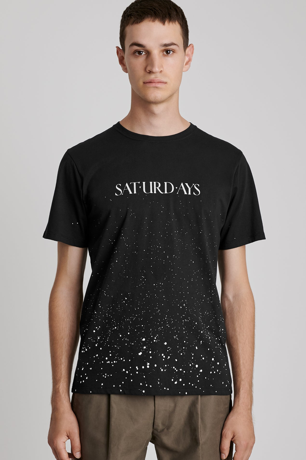 Saturdays Wash T-Shirt