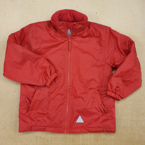Banner Mistral Reversible Showerproof Jacket RED