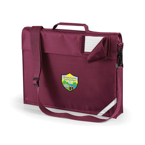 Bishops Tawton Pre-school Bookbag with strap