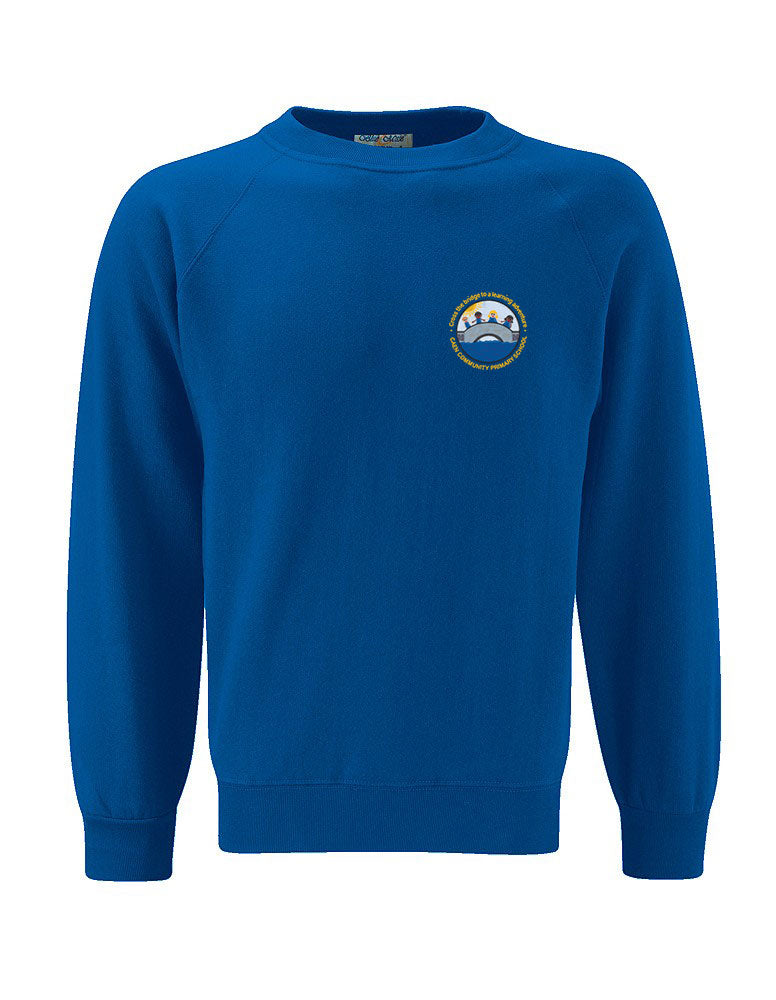 Caen Primary Sweatshirt