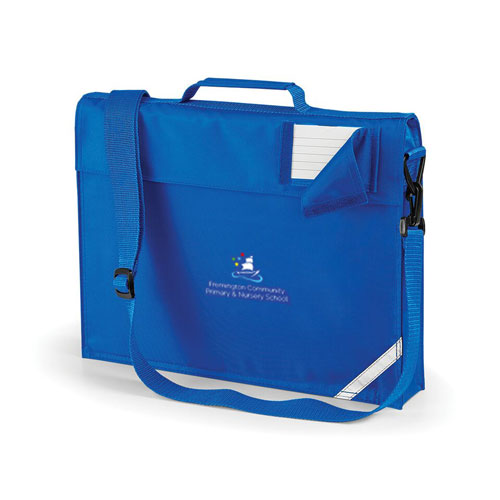 Fremington Primary Bookbag with strap