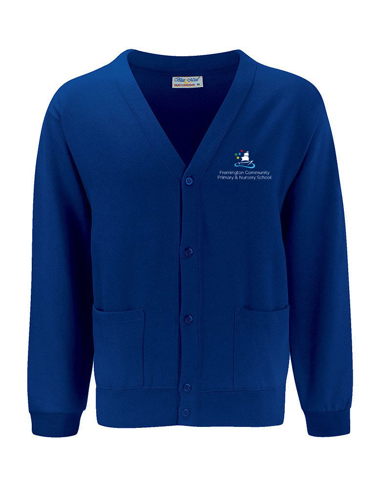 Fremington Primary Cardigan