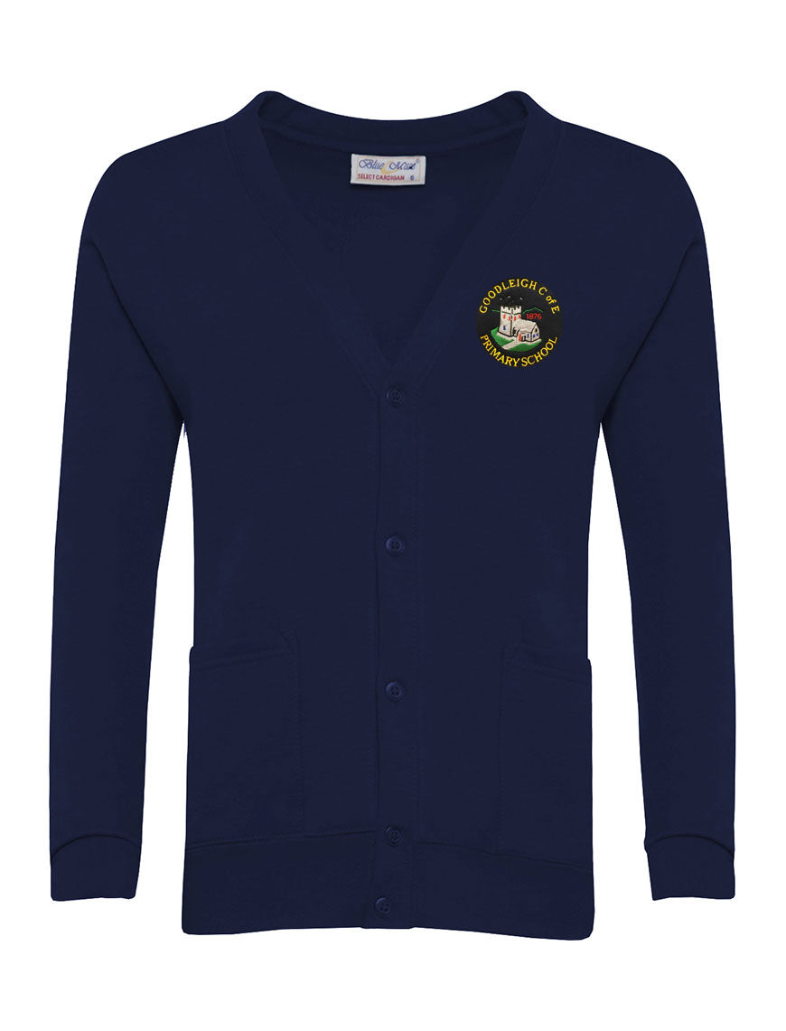 Goodleigh Primary Cardigan