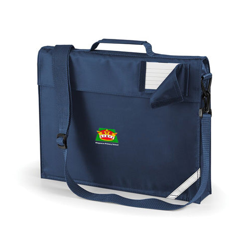 Kingsacre School Bookbag with strap