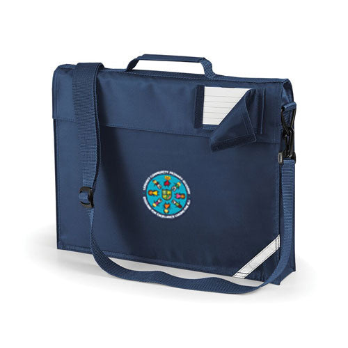 Landkey Primary Bookbag with strap