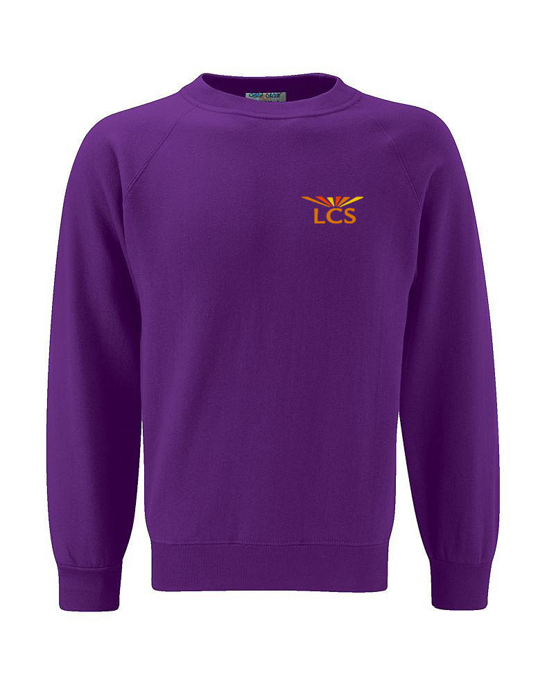 LCS Sweatshirt PURPLE