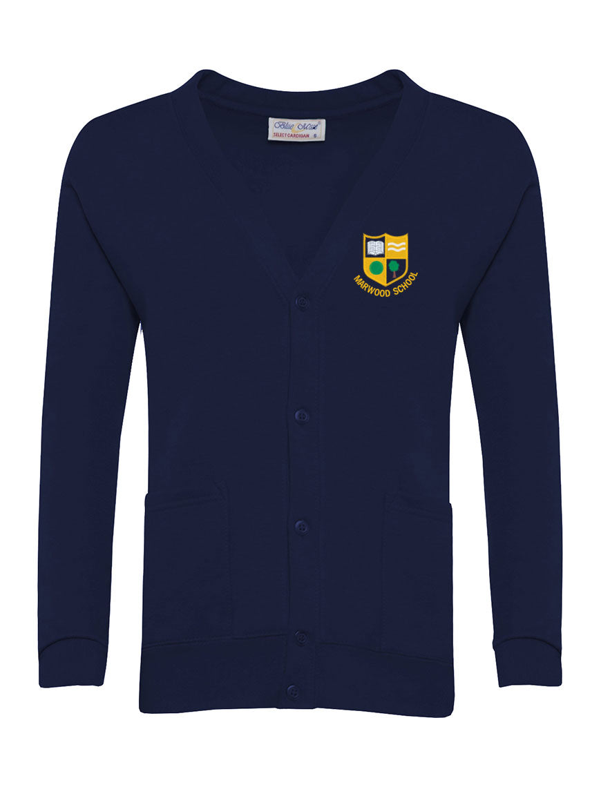 Marwood Primary Cardigan
