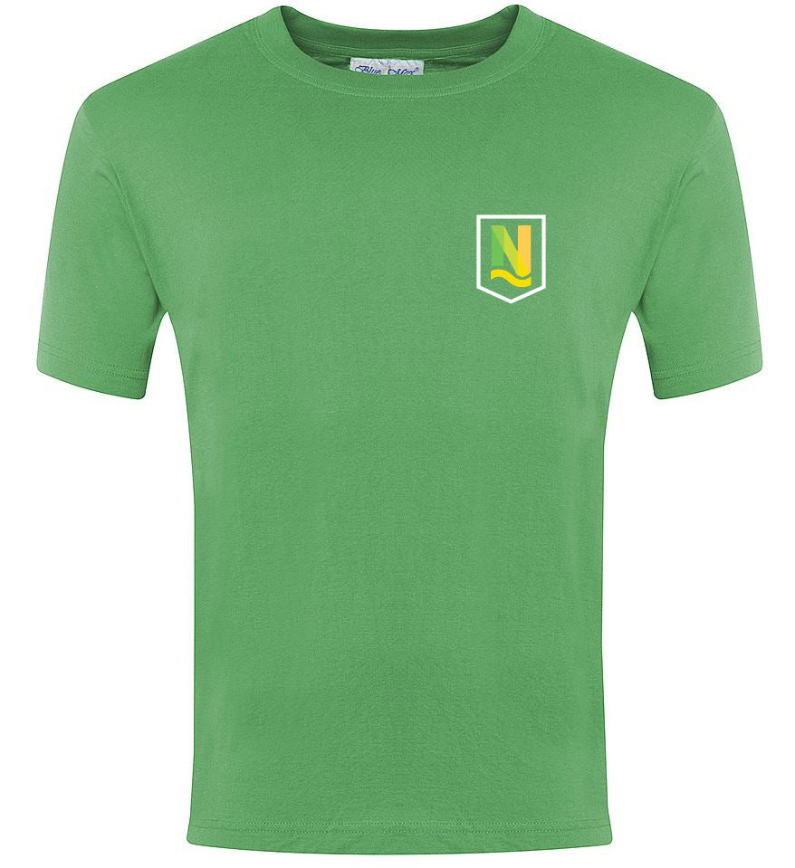 Newport Community School Primary Academy Nursery T-shirt