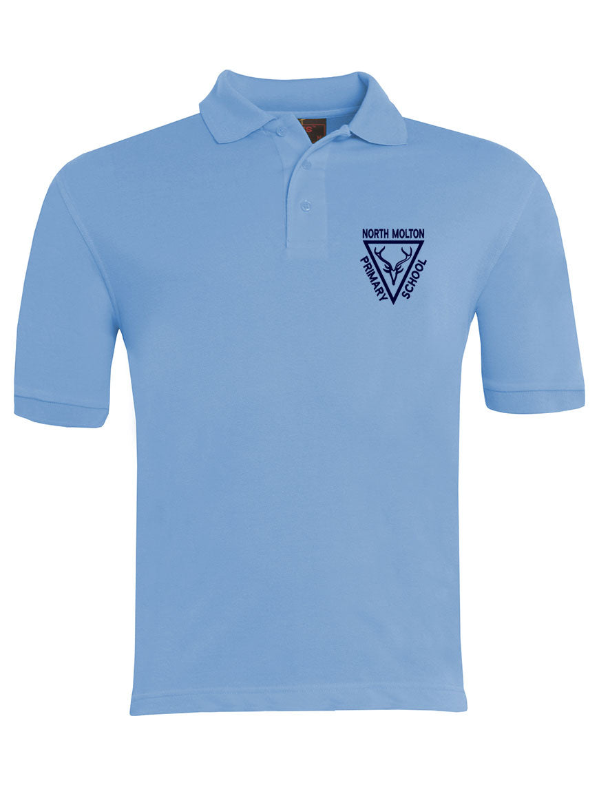 North Molton Primary Polo-shirt