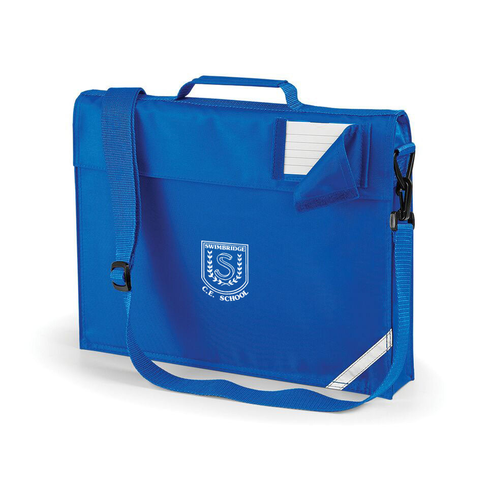 Swimbridge Primary Bookbag with strap