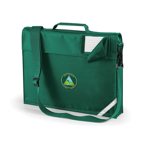 West Exmoor Federation Bookbag with strap
