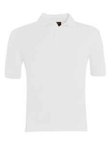 Bishops Tawton Primary Polo-shirt WHITE